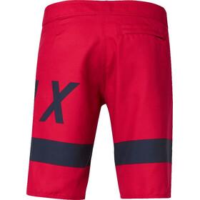 Fox Listless Miehet uimahousut , punainen